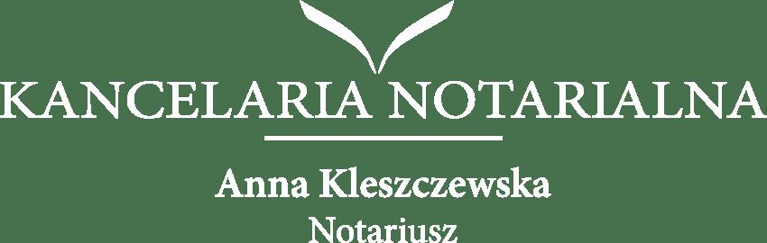 zabrze notariusz logo białe